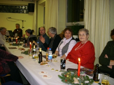Weihnachtsfeier 2007