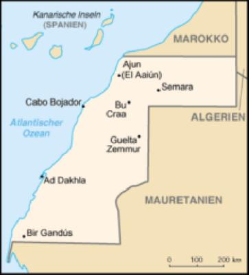 Eine Fundstelle fern der Heimat. Zur Übersicht ein Landkartenausschnitt. Quelle Wikipedia