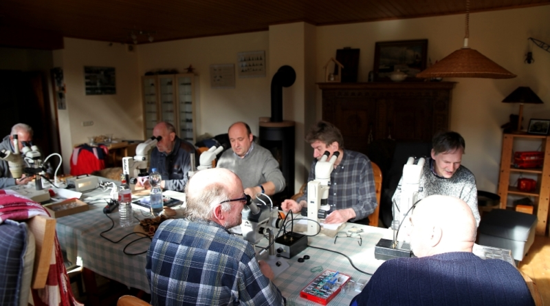 Eifelgipfel. Treffen zum Thema Eifelmineralien am 24.02.2018