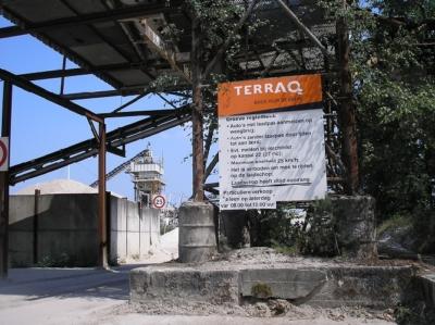 Kiesgrube Terraq, Arcen