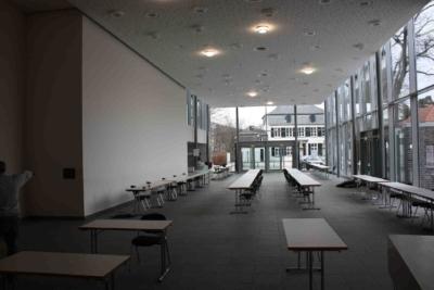 Das neue Foyer