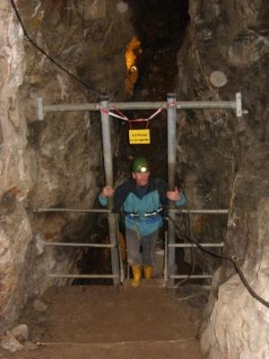 Grube Wenzel Oberwolfach am 24.04.2008