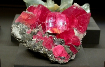 Rhodochrosit, Sweet Home Mine, Colorado, USA