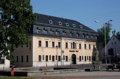 Unser Basislager in Brand-Erbisdorf