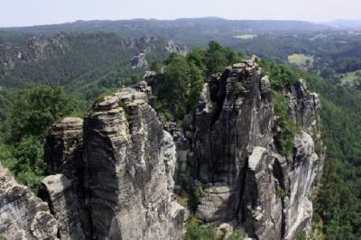 Ein Paradies für Bergsteiger.
