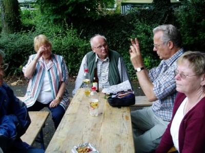 Grillen Immerath 2005