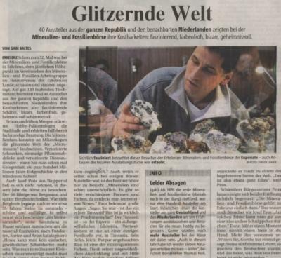 Rheinische Post vom 07.03.05
