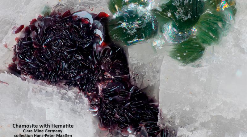 Neue Mineralien aus der Grube Clara !